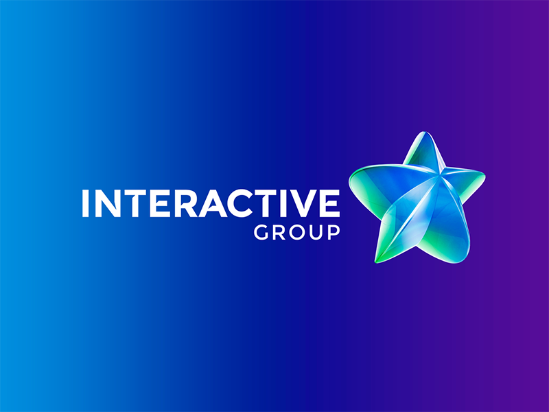 巴基斯坦IT和集成商interactive group视觉识别系统。